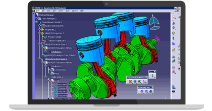 CAD-Integrated FEA